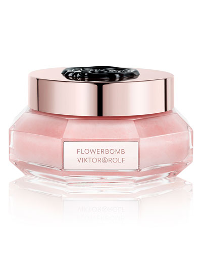 Flowerbomb Sugar Body Scrub, 7.0 oz./ 200 mL