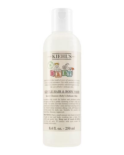 Baby Gentle Hair & Body Wash, 8.4 oz./ 250 mL