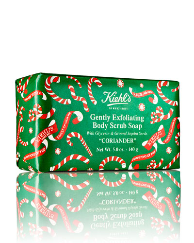Limited Edition Kate Moross Collection Coriander Soap Bar, 5 oz. / 140g
