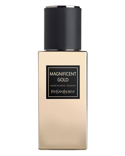 Exclusive LE VESTIAIRE DES PARFUMS Collection Orientale Magnificent Gold Eau de Parfum, 2.5 ...