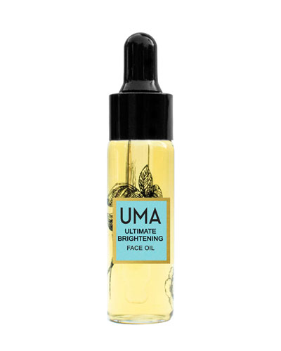 Ultimate Brightening Face Oil, .5 oz./ 15 mL