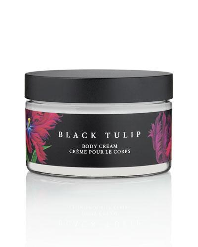 Black Tulip Body Cream, 6.7 oz./ 200 mL