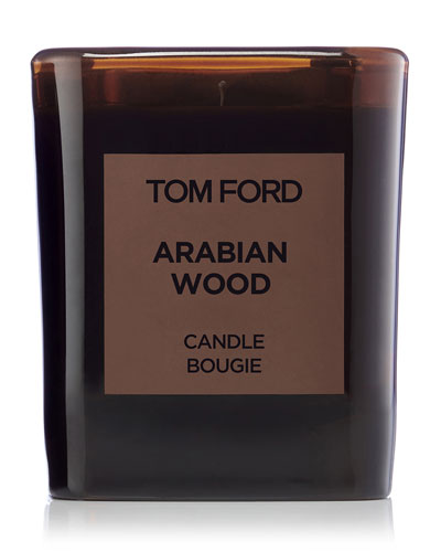 Arabian Wood Candle