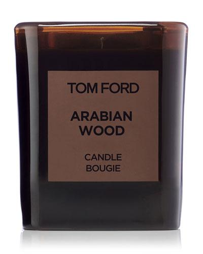 Arabian Wood Candle