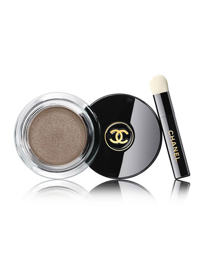 <b>OMBRE PREMI&#200RE</b> <br>LONGWEAR CREAM EYESHADOW 822 SILVER SCREEN/SATIN&#201