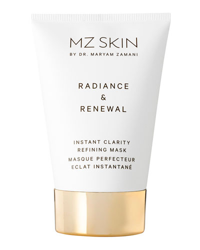 Radiance and Renewal Instant Clarity Refining Mask, 3.4 oz./ 100 mL