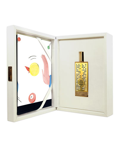 Kedu Sesame Leather Coffret Eau de Parfum, 2.5 oz./ 75 mL
