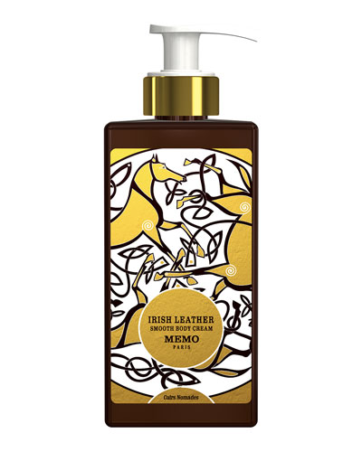 Irish Leather Body Cream, 8.5 oz./ 250 mL