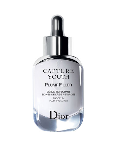 Capture Youth Plump Filter Age-Delay Plumping Serum, 1.0 oz./ 30 mL