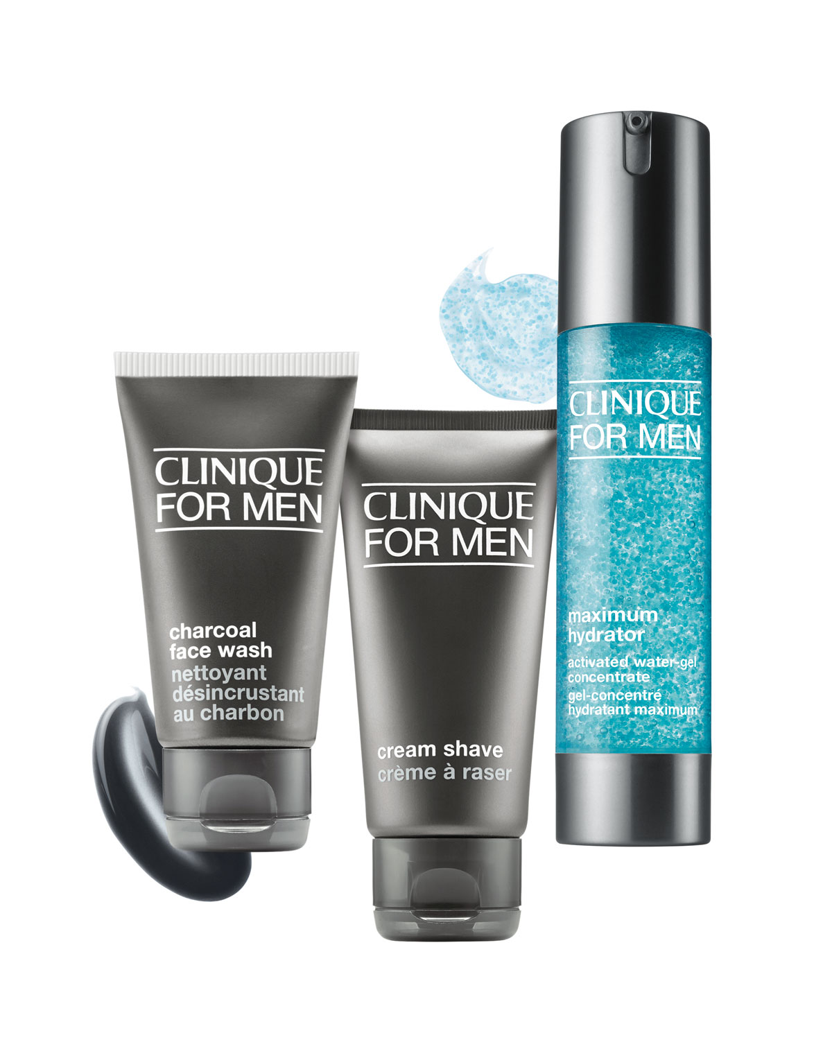 Clinique For Men & #153 Custom-Fit Daily Intense Hydration Set