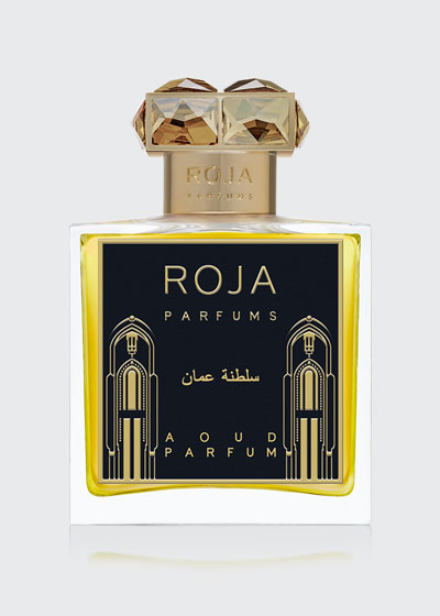 Sultanate of Oman Aoud Parfum, 1.7 oz./ 50 mL