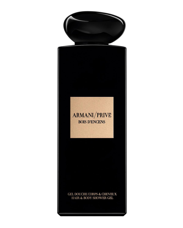 Giorgio Armani Cases ARMANI PRIVE BOIS D'ENCENS SHOWER GEL, 6.7 OZ./ 200 ML