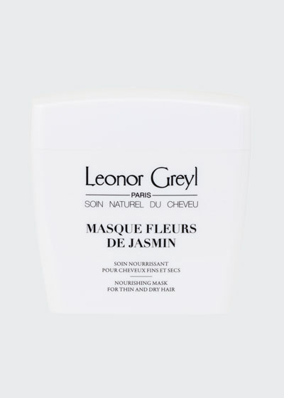 Masque Fleurs de Jasmin (Nourishing Mask for Thin and Dry Hair), 7.0 oz./ 200 mL