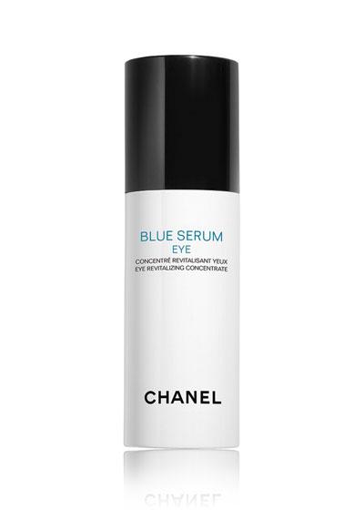 <b>BLUE SERUM EYE</b><br> EYE REVITALIZING SERUM