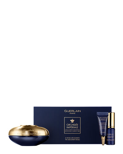 Orchidee Imperiale 2018 Cream Set