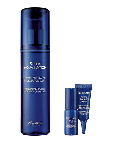 Guerlain Super Aqua 2018 Lotion Set
