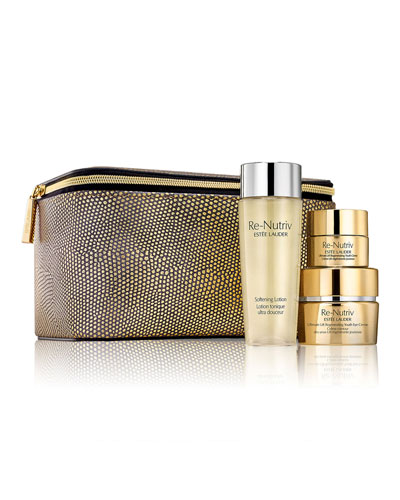 The Secret of Infinite Beauty: Ultimate Lift Regenerating Youth Collection for Eyes