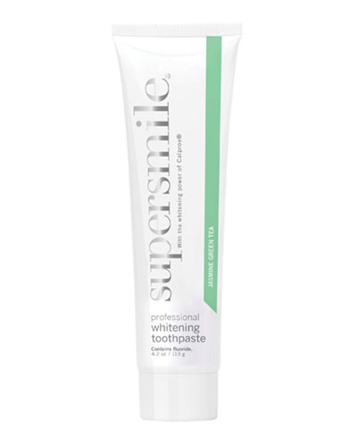 Supersmile Professional Whitening Toothpaste in Jasmine Green