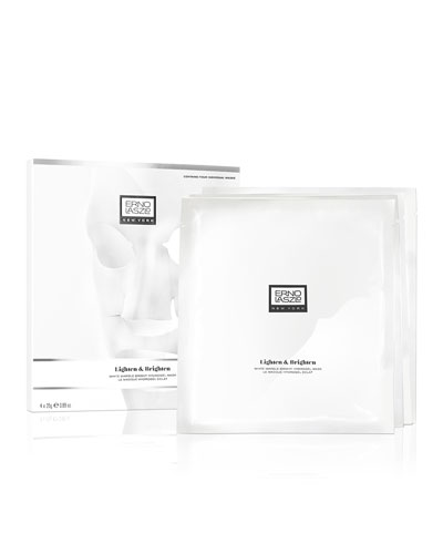 White Marble Hydrogel Mask