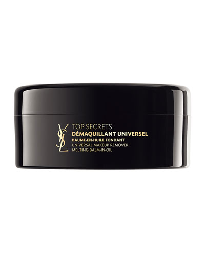 Top Secrets Universal Makeup Remover Balm in Oil, 4.2 oz./ 125 mL