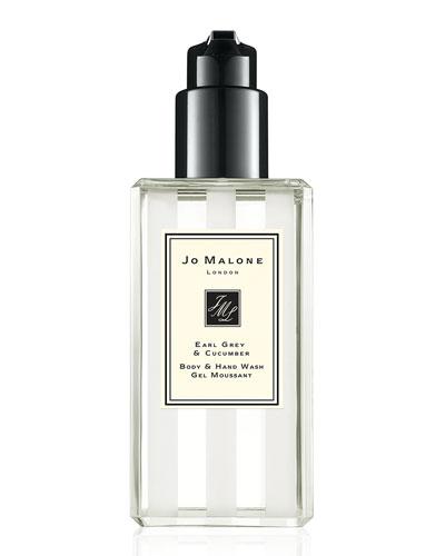 Earl Grey & Cucumber Body & Hand Wash, 8.5 oz./ 250 mL