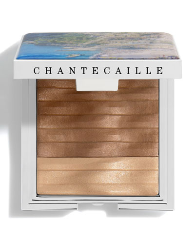 Chantecaille La Sirena Bronzer–Highlighter Duo
