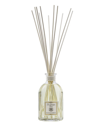 Magnolia Orchidea Glass Bottle Home Fragrance, 17 oz./ 500 mL