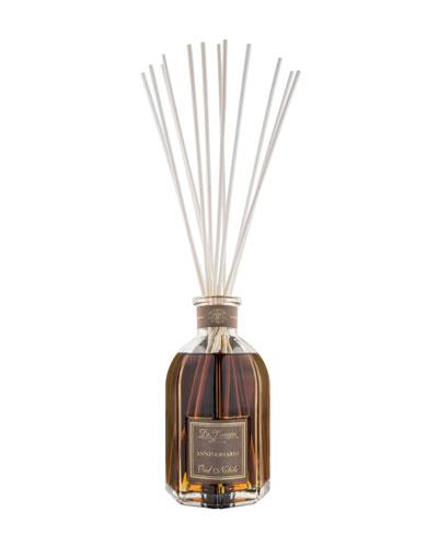 Oud Nobile Glass Bottle Collection Fragrance Diffuser, 17 oz./ 500 mL