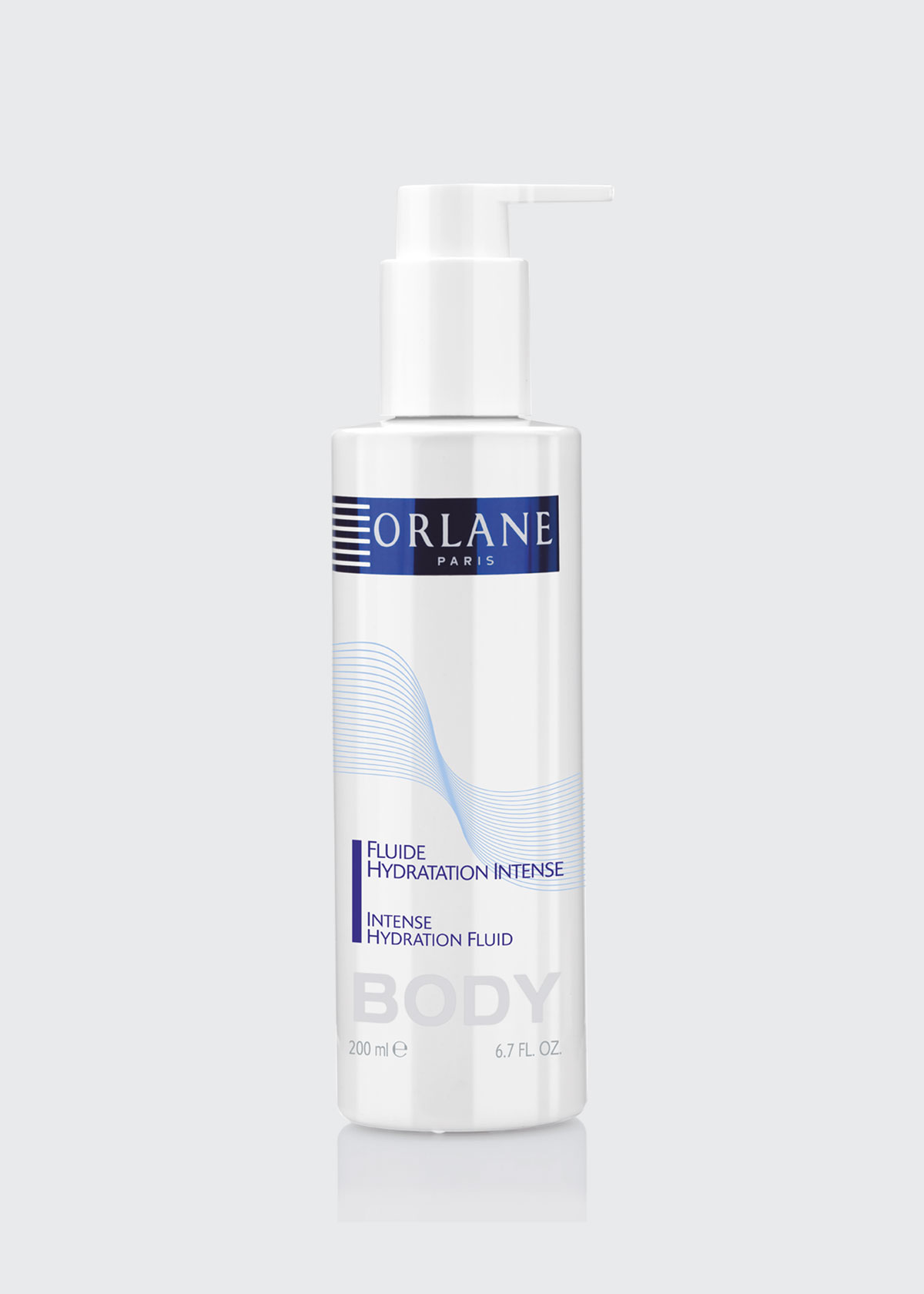 Orlane INTENSE HYDRATION FLUIDE, 6.7 OZ./ 200 ML