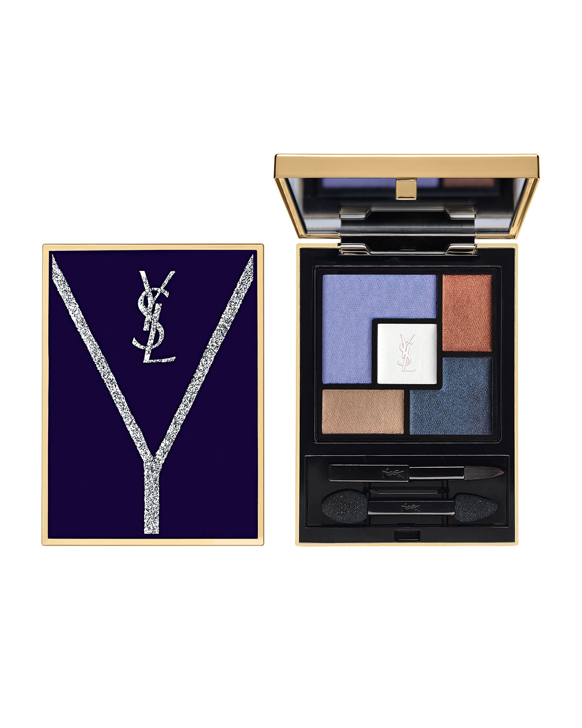 Limited Edition Yconic Fall 2018 Look: Couture Eye Shadow Palette