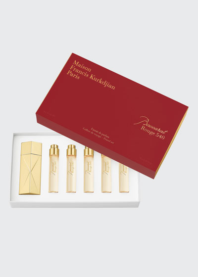 Baccarat Rouge 540 Extrait de parfum - Travel set