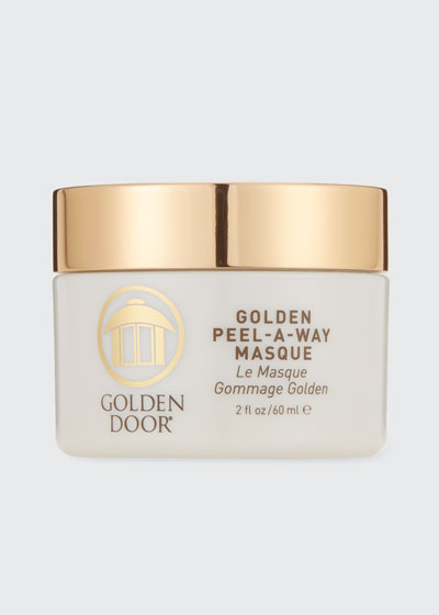 Golden Door Golden Peel-A-Way Masque, 2 oz./ 60