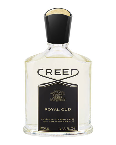 Royal Oud Perfume, 3.3 oz/ 100 mL
