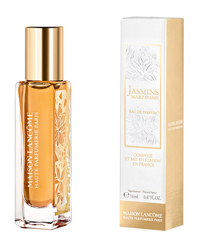 Maison Lancome  Jasmins Marzipane Travel Spray Perfume, 0.47 oz./ 14 mL