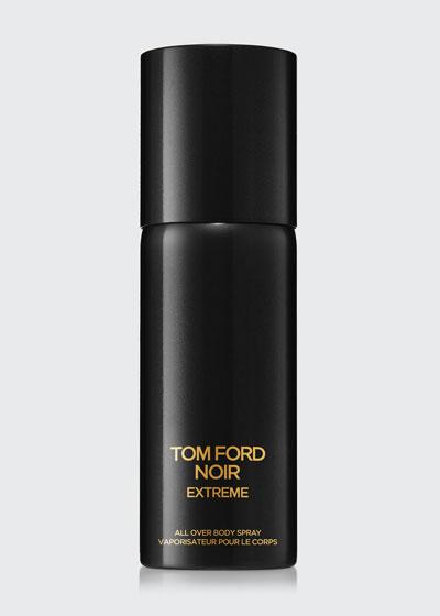 Noir Extreme All Over Body Spray, 5 oz./ 148 mL