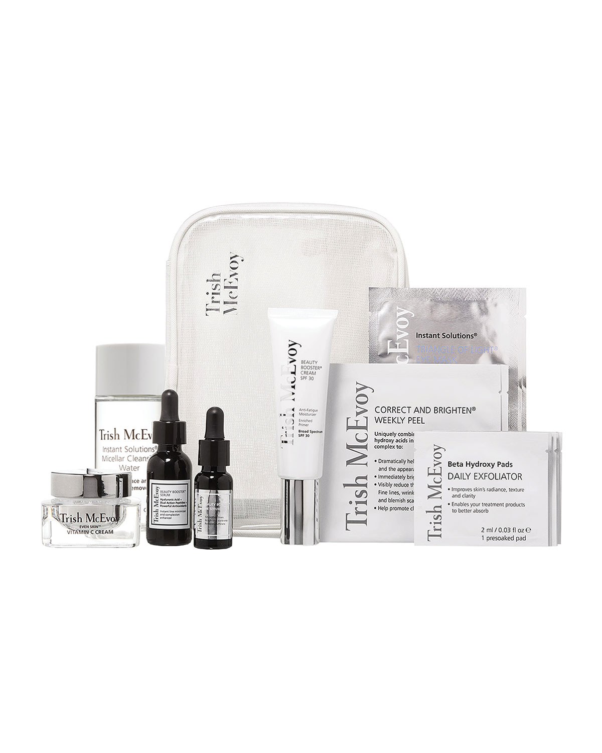 Trish Mcevoy SKINCARE SET 2
