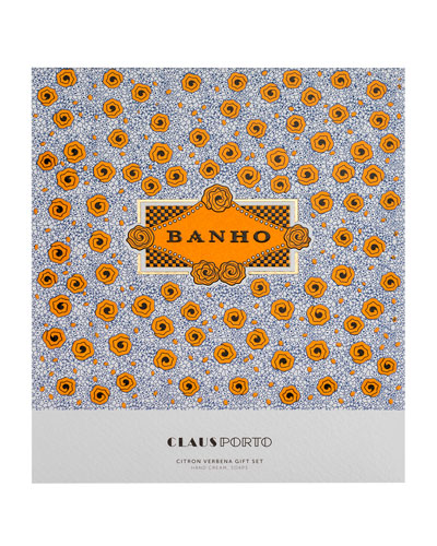 BANHO Hand Cream and Mini Soap Set