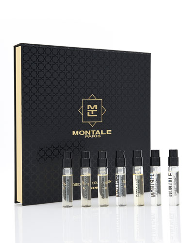 New Fragrances Discovery Collection, 7 x 0.1 oz./ 2 mL