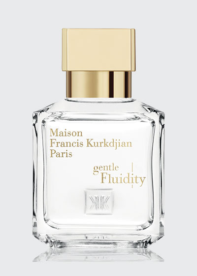 Exclusive gentle Fluidity Gold Eau de Parfum, 2.4 oz./ 70 mL