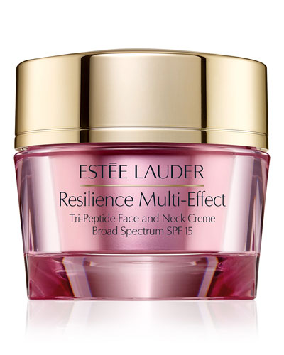 Resilience Multi-Effect Tripeptide Face and Neck Creme SPF 15, For Dry Skin, 1.7 oz./ 50 mL
