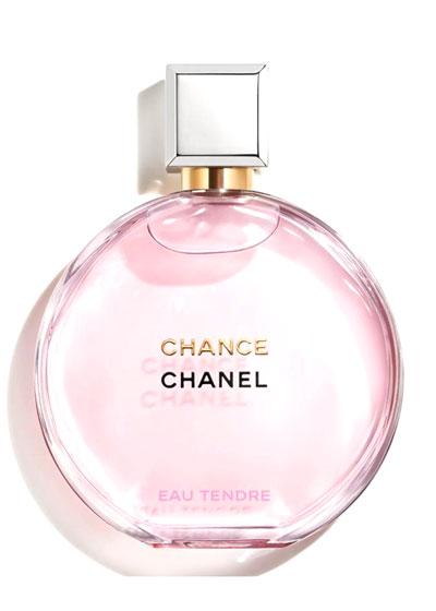 CHANEL<br>CHANCE EAU TENDRE<br>Eau de Parfum Spray, 3.4 oz/ 100mL