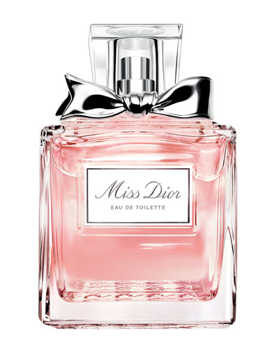 Miss Dior Eau de Toilette, 3.4 oz./ 100 mL