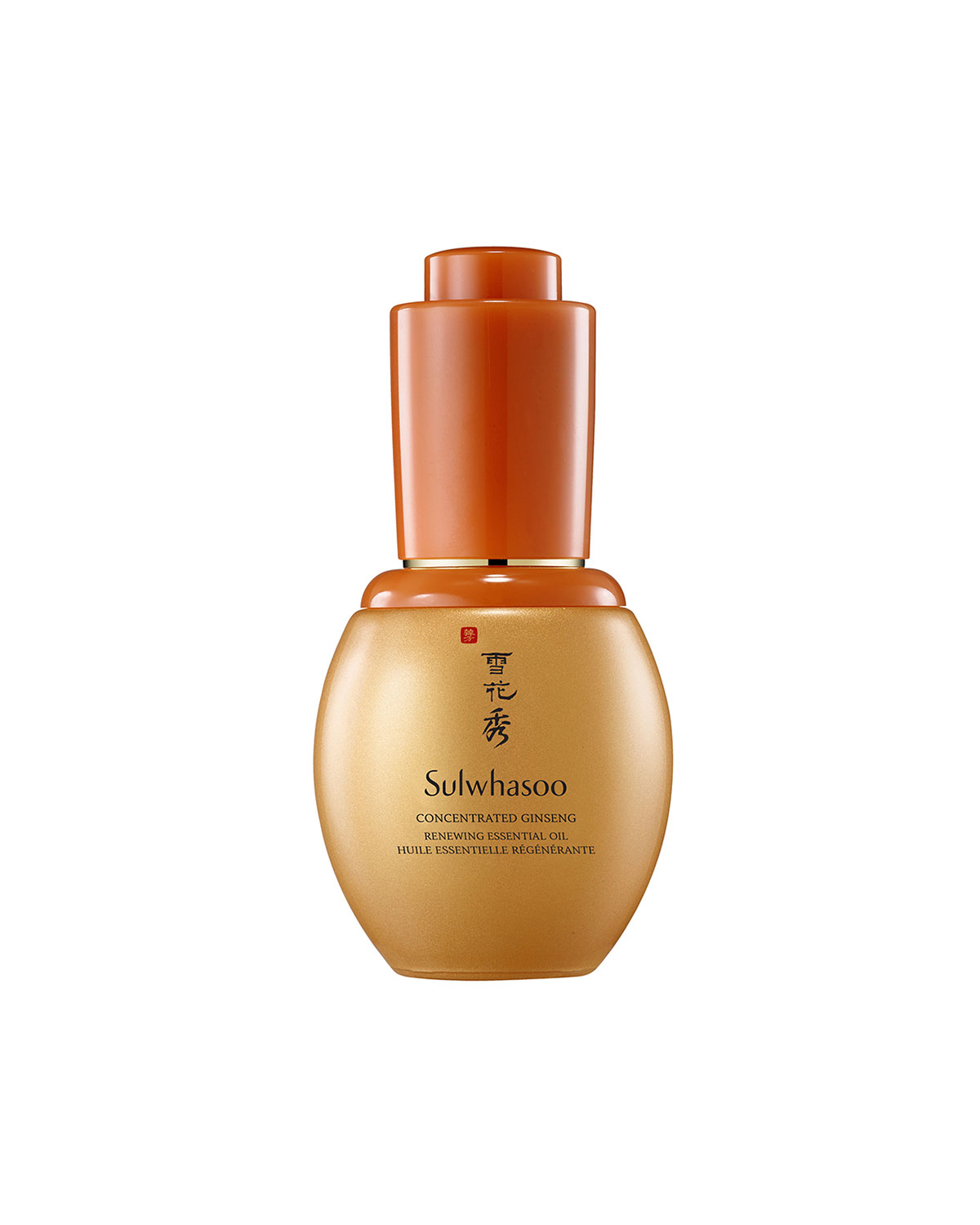 Sulwhasoo CONCENTRATED GINSENG RENEWING FACIAL OIL, 20 ML