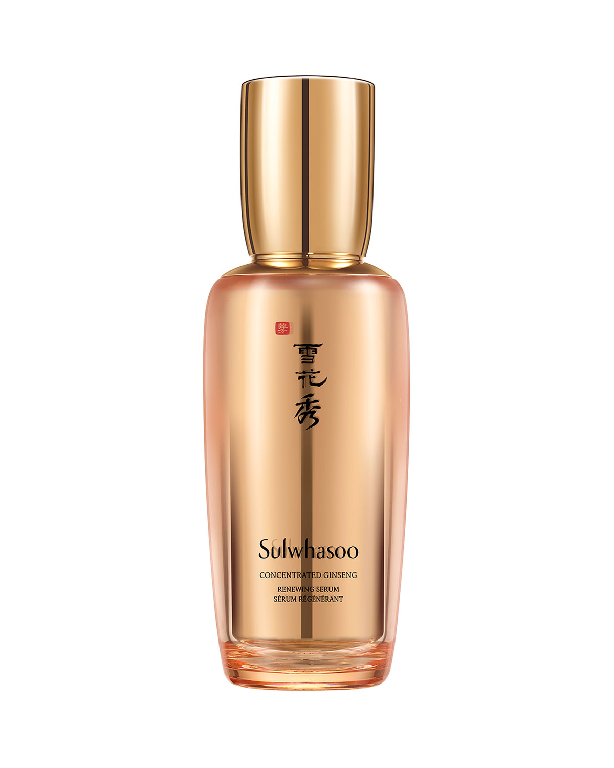 Sulwhasoo CONCENTRATED GINSENG RENEWING SERUM, 1.7 OZ./ 50 ML