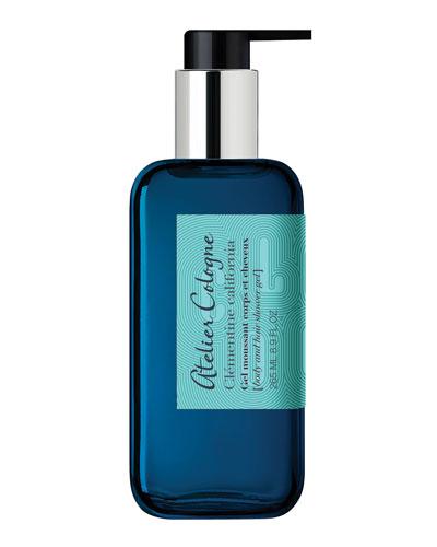 Clementine California Body and Hair Shower Gel, 9.0 oz./ 265 mL