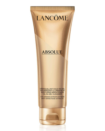 Absolue Oil-in-Gel Cleanser, 4.22 oz./ 125 mL