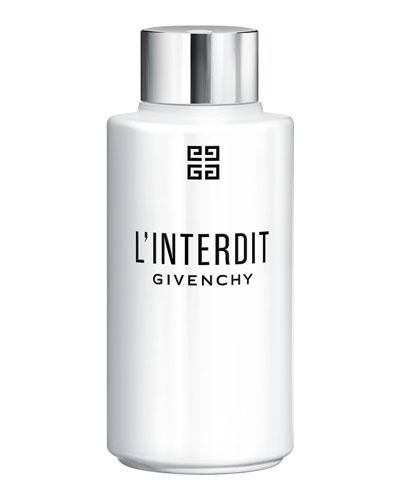 L'Interdit Bath & Shower Oil, 6.8 oz./ 200 mL