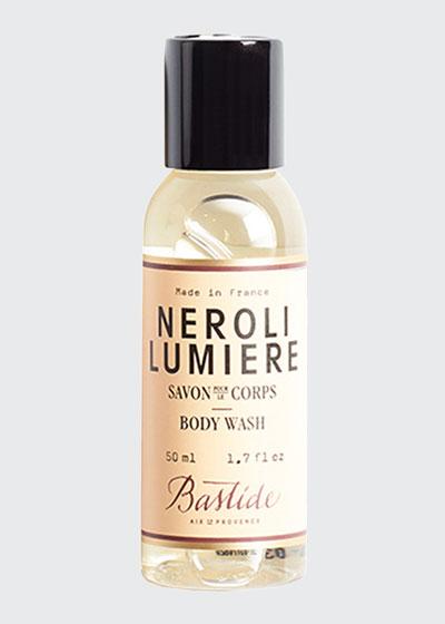 Neroli Lumiere Body Wash, 1.7 oz./ 50 mL