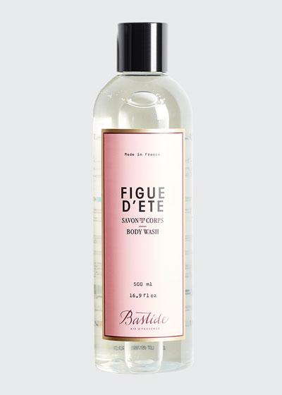 Figue d'Ete Body Wash, 17 oz./ 500 mL