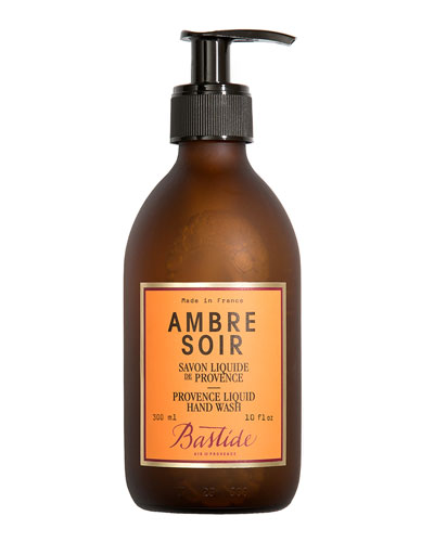 Ambre Soir Provence Liquid Hand Wash, 10 oz./ 300 mL
